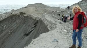 Kangerlussuaq Gletscher 1 Silvia Schön